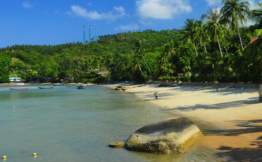 Пляж Чалок Баан Као