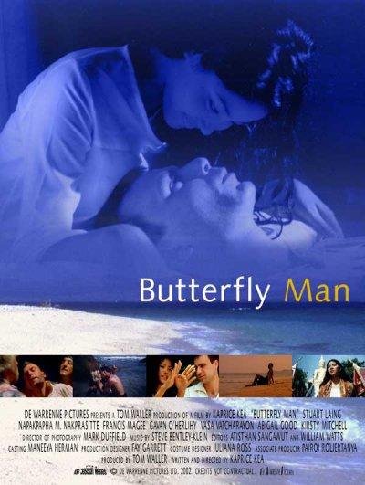 Обратная сторона рая / Butterfly Man (2002)