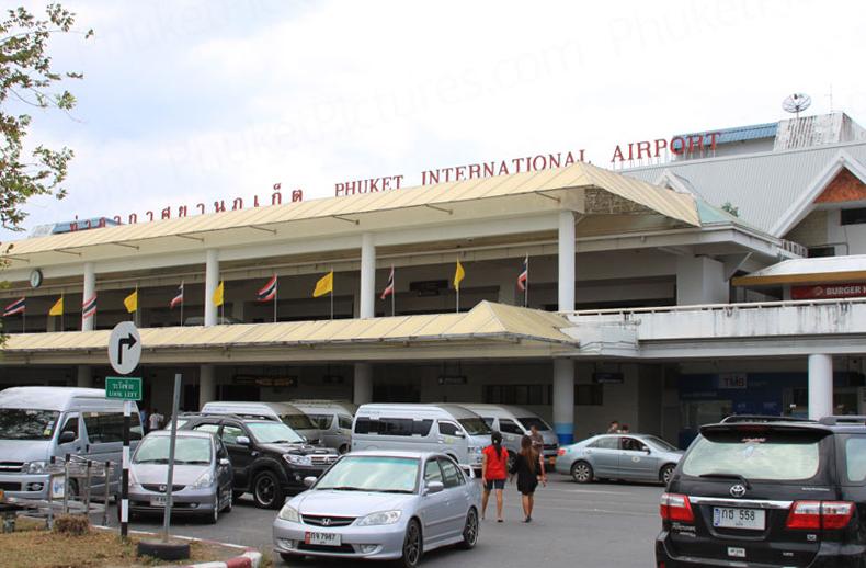 Международный аэропорт Пхукета