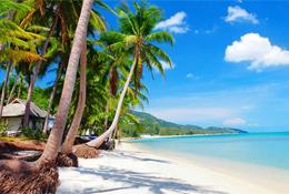 Центральный пляж Самуи