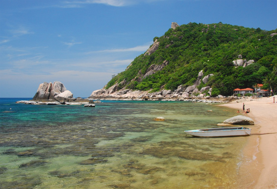 Пляж Танот Бей
