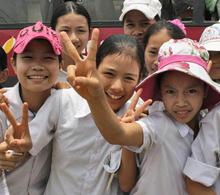 Народы Таиланда