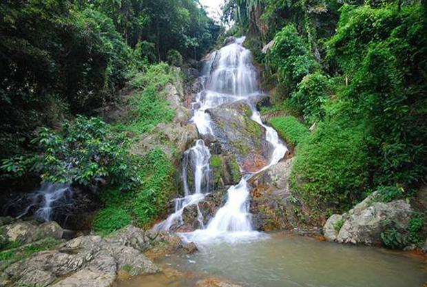 Namuang водопад 2