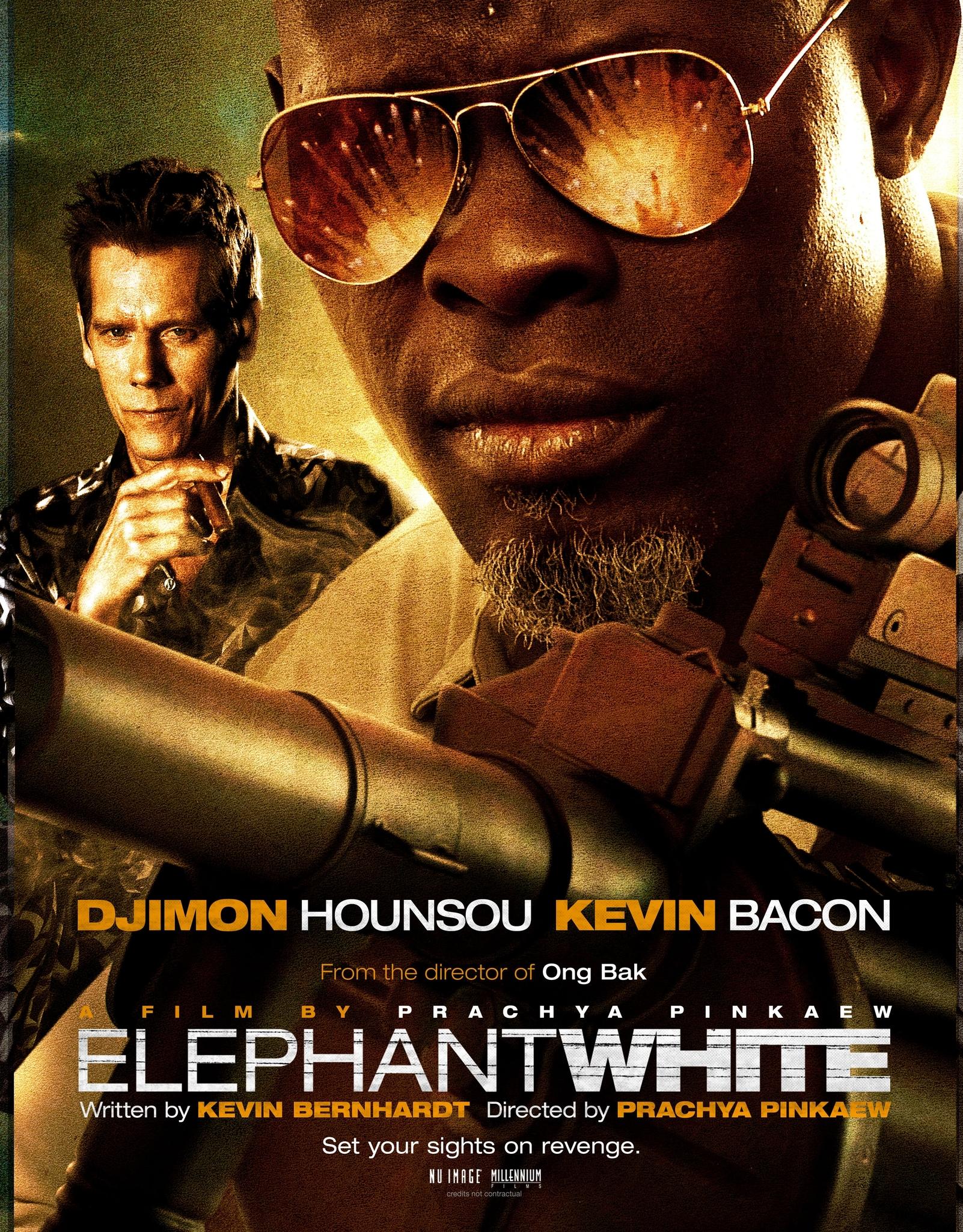 Белый слон / Elephant White (2010)