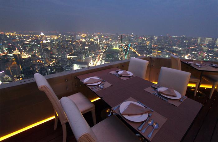 Ресторан Bangkok Balcony