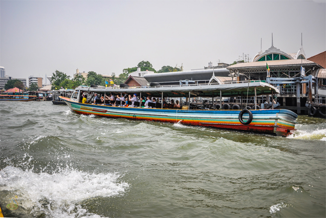 Река Чао Прайя