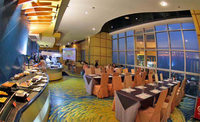 Ресторан Bangkok Sky