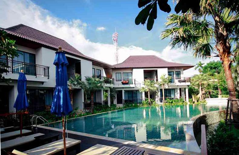 Coco Retreat Phuket Resort и Spa
