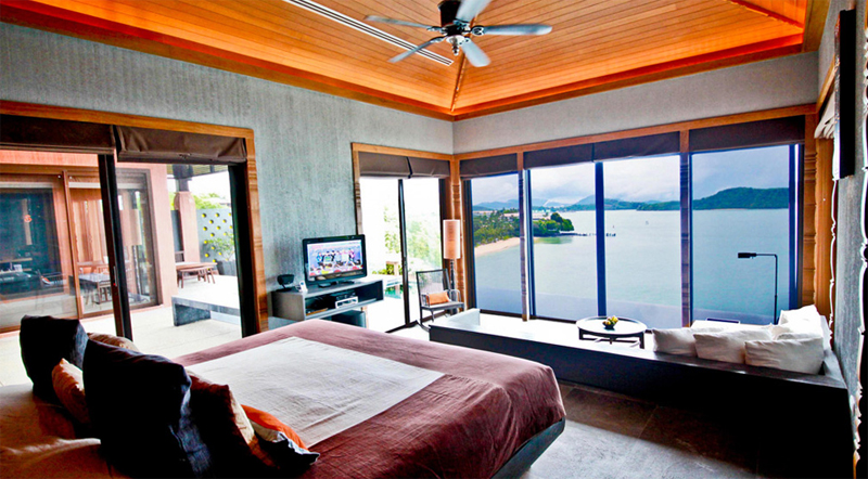 Номер отеля Sri Panwa