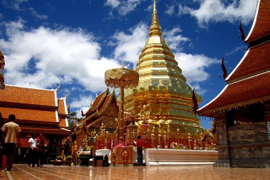 Храм Ват Прахат Дой Сутхеп