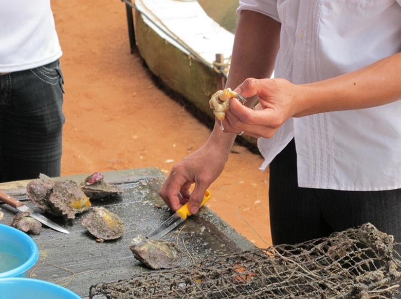 Изготовление жемчуга