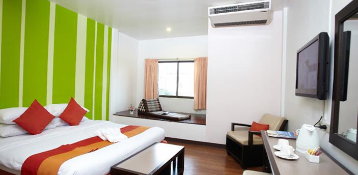 Номер отеля Woraburi Sukhumvit Hotel