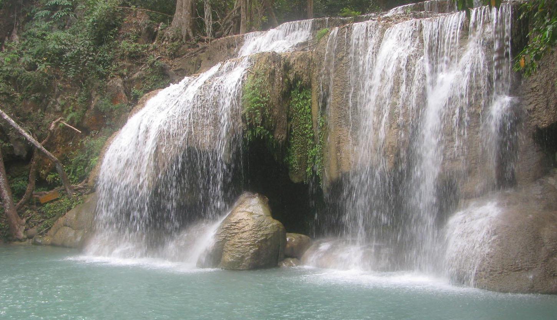 Водопад Эрван