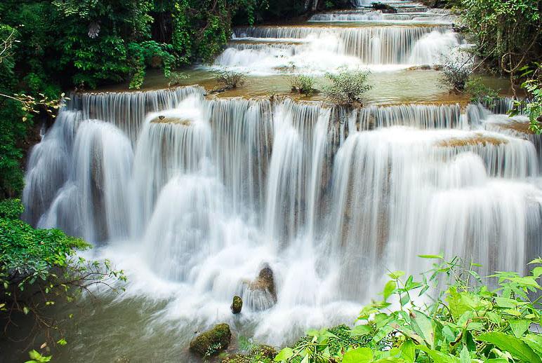 Водопад Хуай Маэ Камин