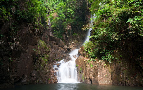 Водопад Намток Пхлио