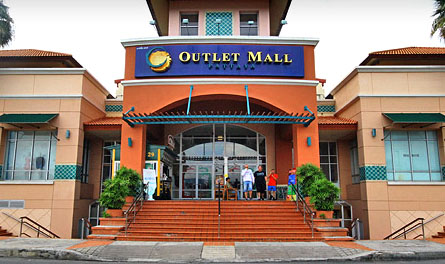Дисконт-центр Outlet Mall