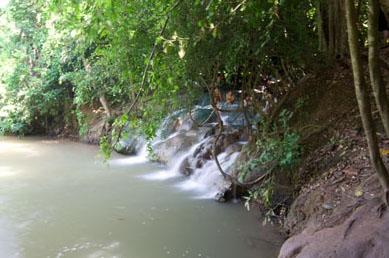 Водопад Рон Клонг Тон