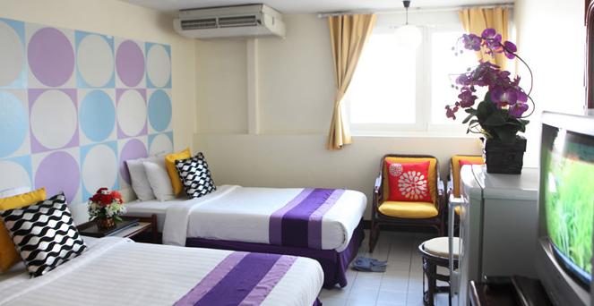 Номер отеля Sawasdee Sukhumvit Inn