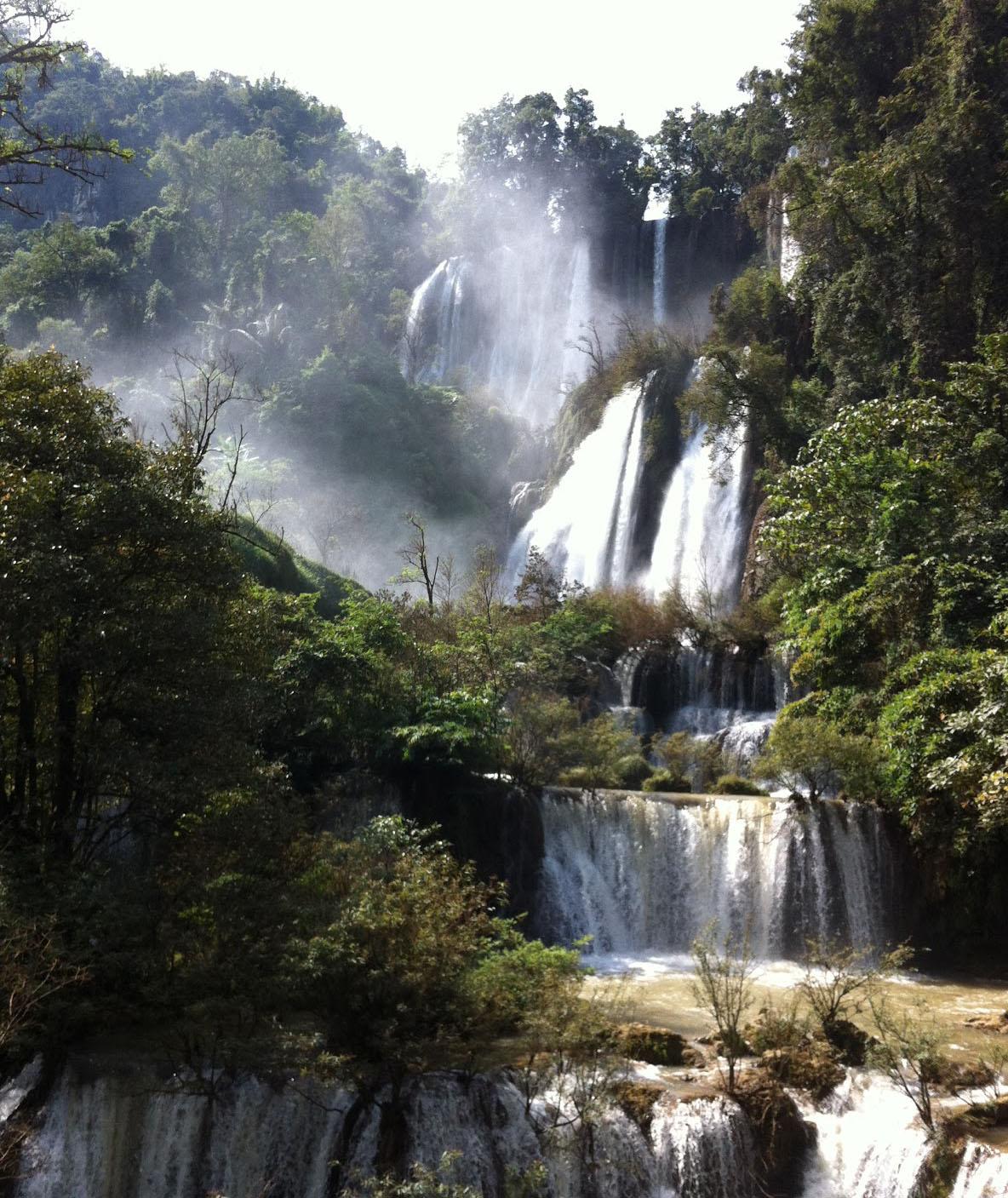 Водопад Ти Ло Су