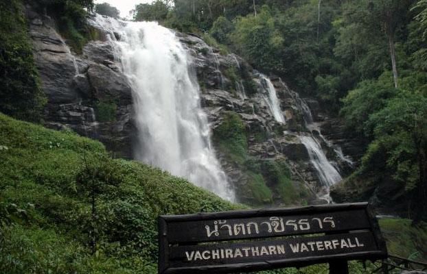 Водопад Вачиратан