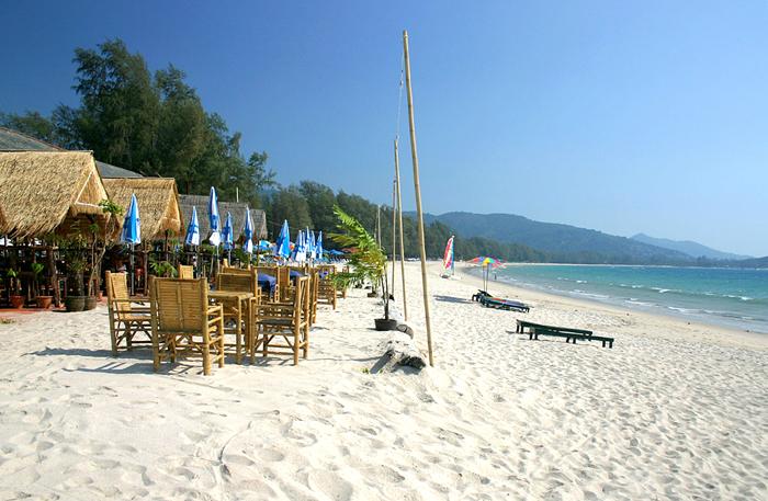 Пляж Бангтао острова Пхукет