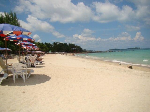 Пляж Чавенг (Chaweng Beach)