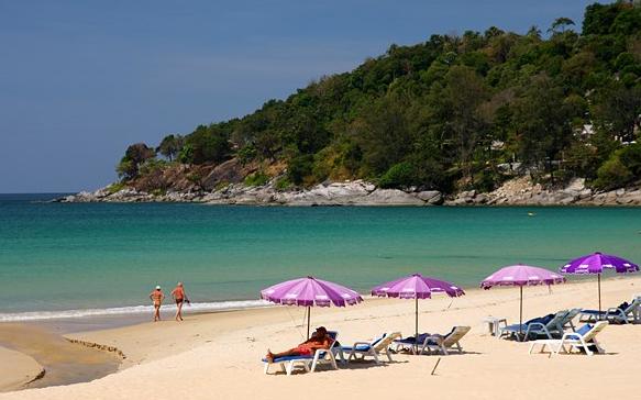 Карон (Karon Beach)