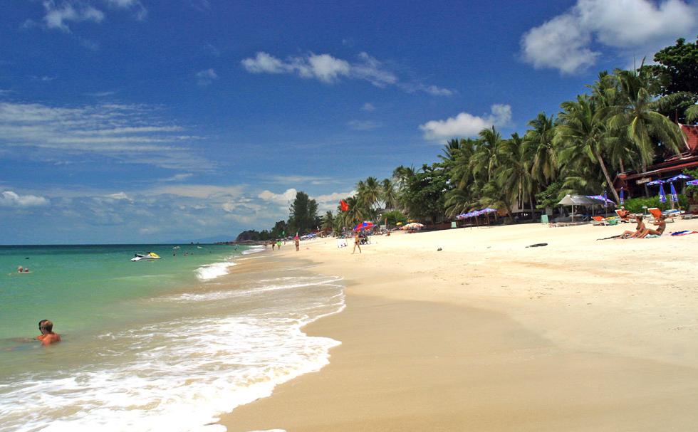 Пляж Ламаи (Lamai Beach)