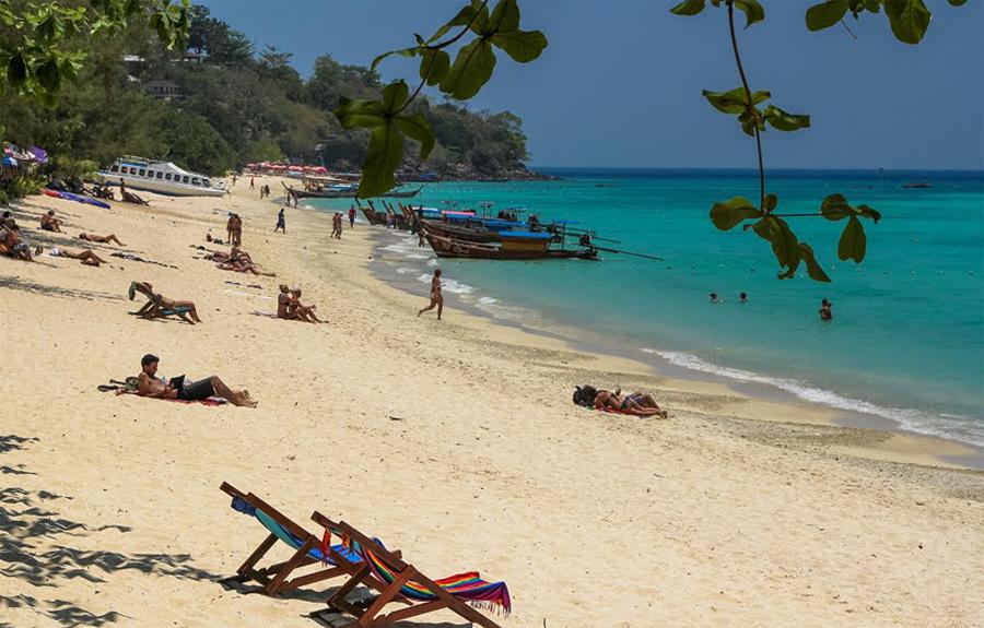 Пляж Ло Ба Као