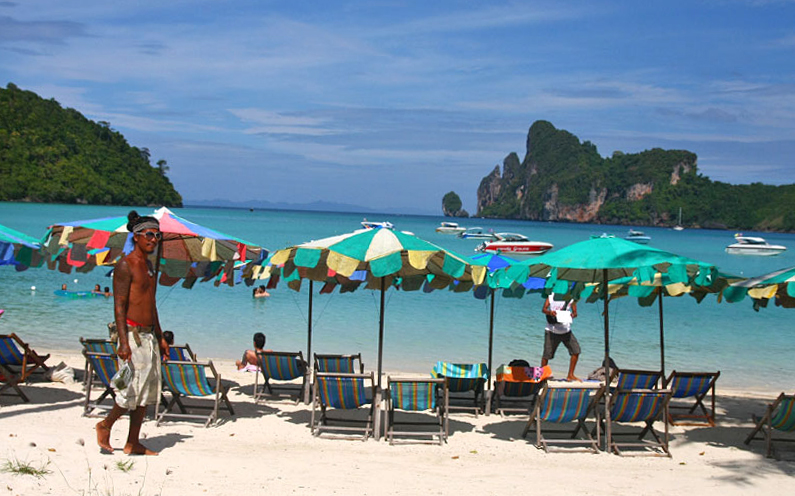 Пляж Ло Далам
