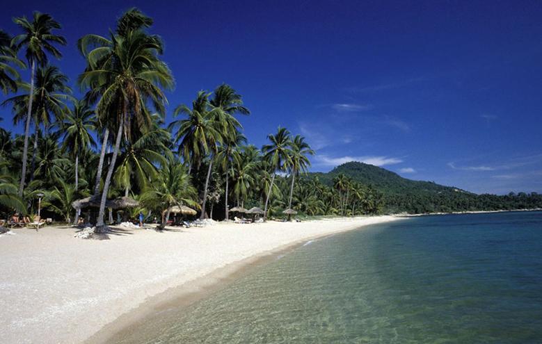 Пляж Талинг Нгам (Taling Ngam)