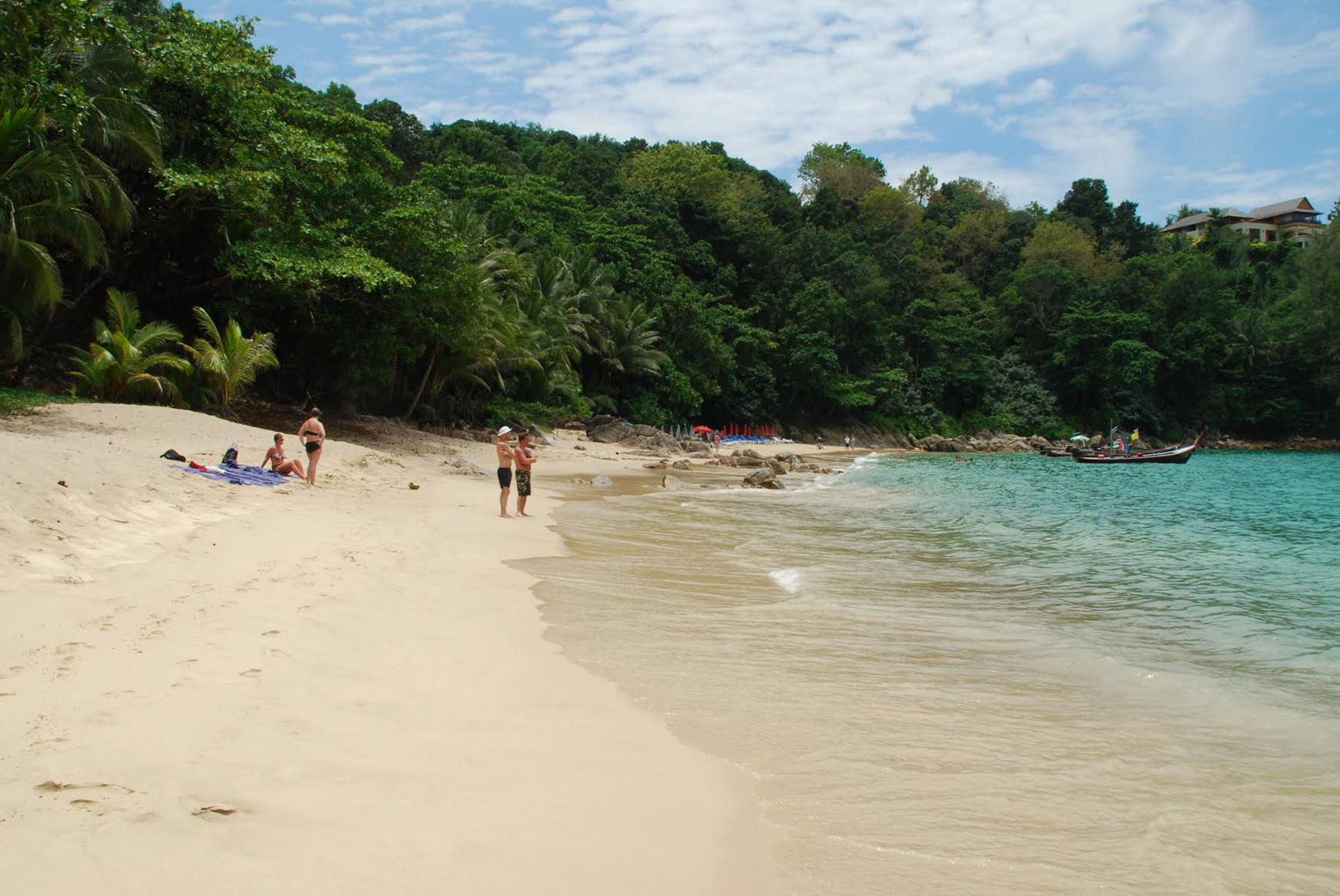 Затерянный пляж