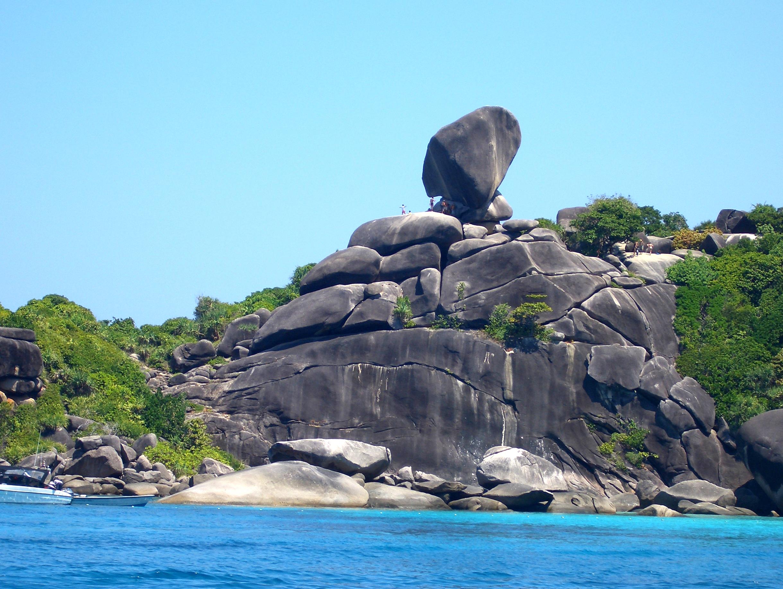 Остров Koh Miang