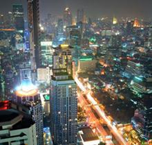 Районы Бангкока.Выбираем где остановиться
