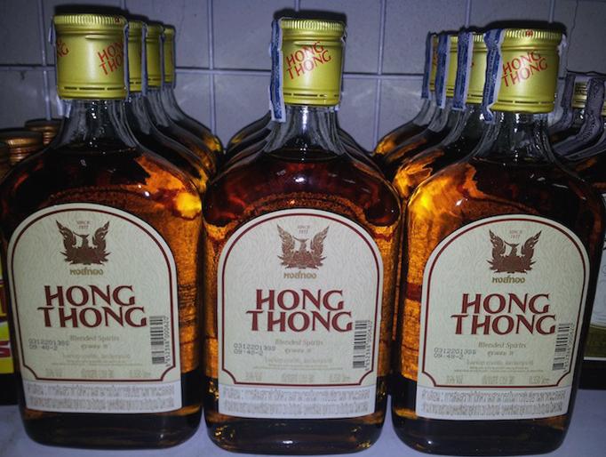 Виски Hong Thong