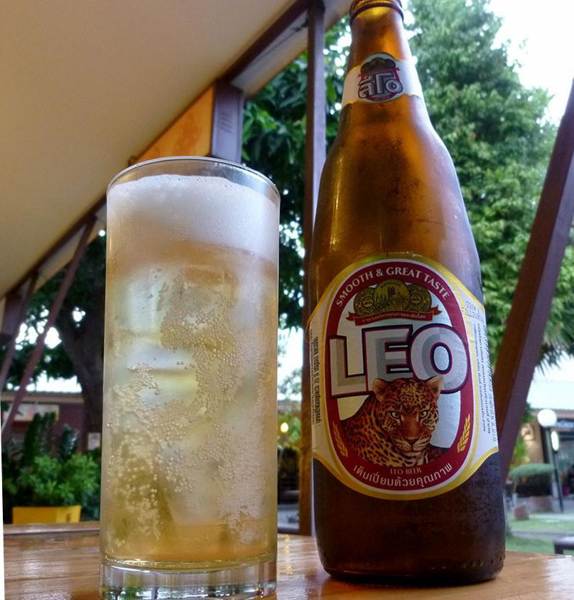 Пиво Leo