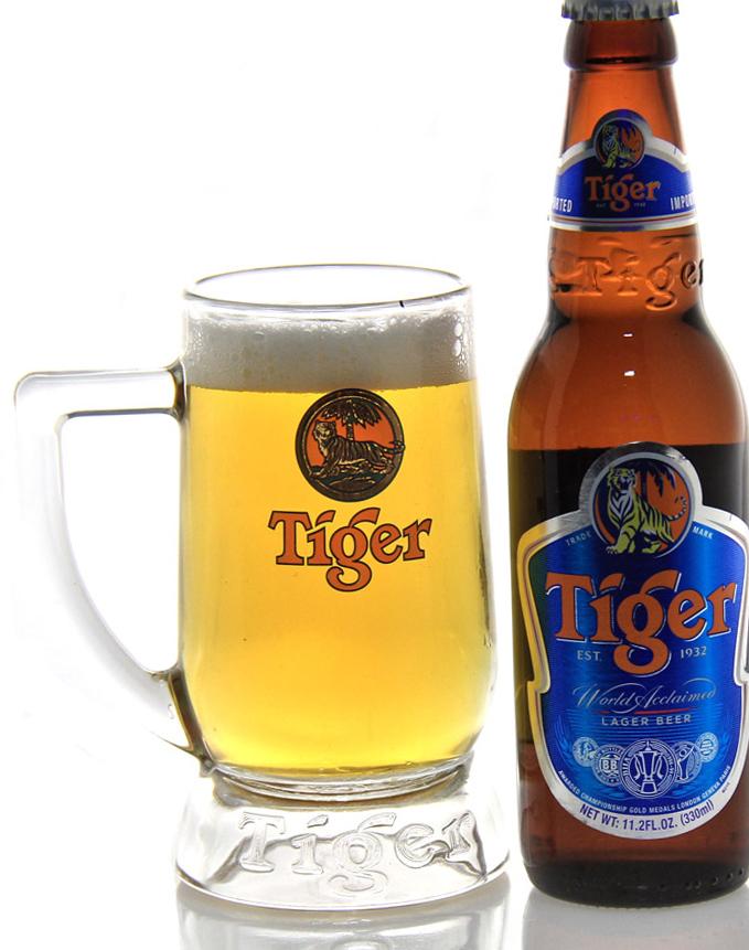 Пиво Tiger