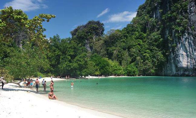 Пляж Пханг Нга