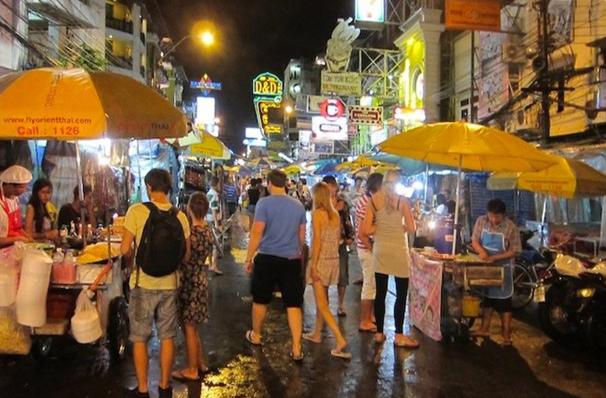 Люди в Таиланде